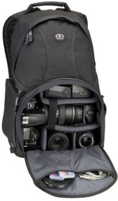 Aero Speedpack 75 Dual Access Photo Backpack-Blk