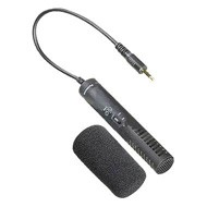 AG-MC15P Stereo On-Camera Microphone, (Open Box)