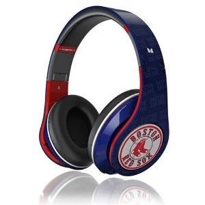 Monster MHBTSOESOX Beats By Dre Red Sox HD Headphones (129528)
