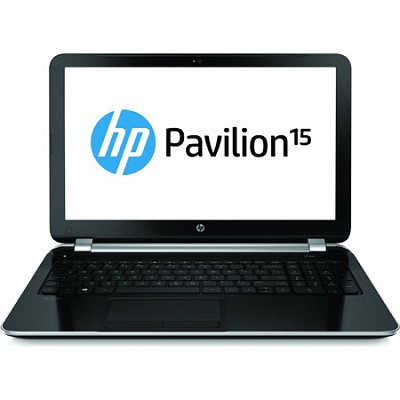 Pavilion 15.6` 15-n210us Notebook PC - AMD Quad-Core A6-5200 Accelerated Proc.
