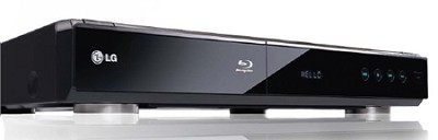 BD300 - High-definition 1080p Blu-ray Disc Player