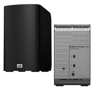 My Book VelociRaptor Duo 2TB - OPEN BOX