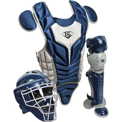 Intermediate PG Series 5 Catchers Set - Navy/Gray