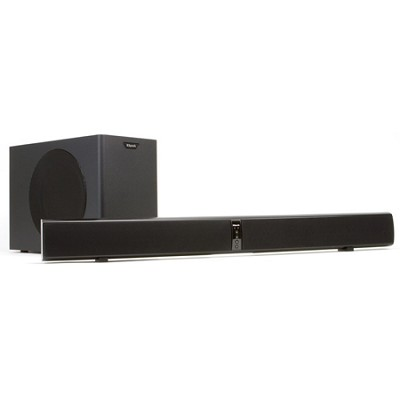 Icon SB1 2.1 Channel Soundbar System with Wireless Subwoofer - OPEN BOX