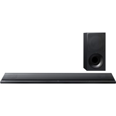 HT-CT390 Ultra-Slim 2.1 Channel Sound Bar with Bluetooth
