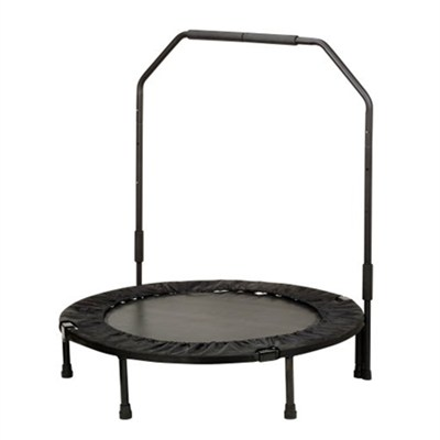 023B Sunny 40` Foldable Trampoline with Stabilizing Bar