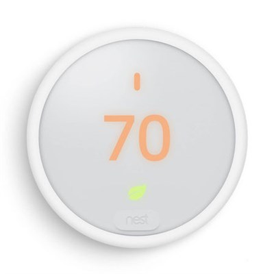 T4000ES Learning Thermostat E (White)