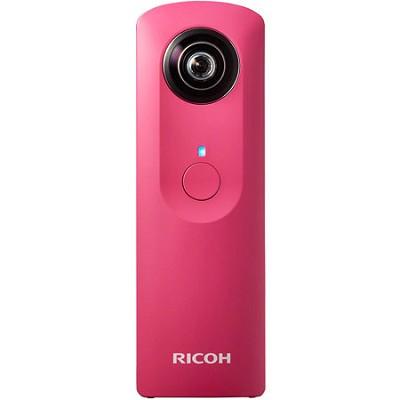 Theta M15 360 Degree Spherical Panorama Camera (Pink) - 910701