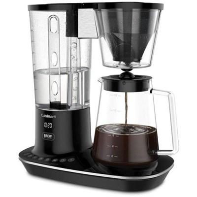 DCC-4000 Coffee Maker, Black