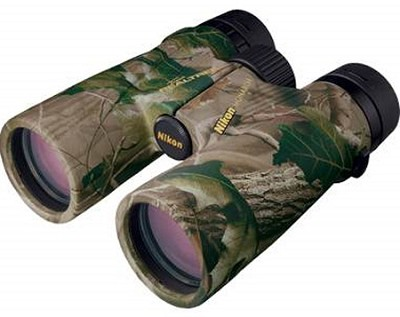 8x42 Monarch ATB Binoculars - Camouflage Exterior
