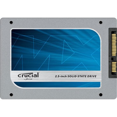 128GB Crucial MX100 SATA 6Gbps 2.5` 7mm (with 9.5mm adapter) SSD
