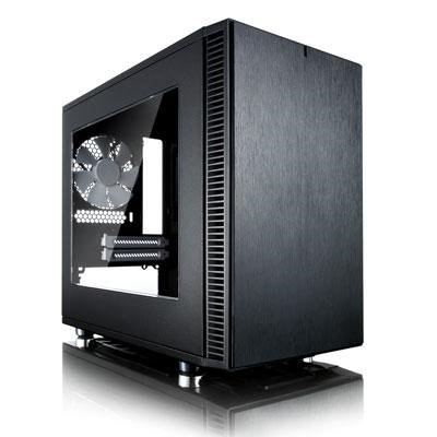 Define Nano S Window - DEF-NANO-S-BK-W