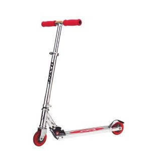A Scooter (Red) - 13003A-RD - OPEN BOX