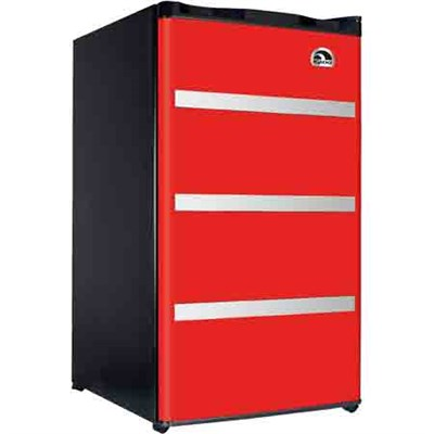 FR329-RED 3.2 CU Ft Compact Fridge - Red