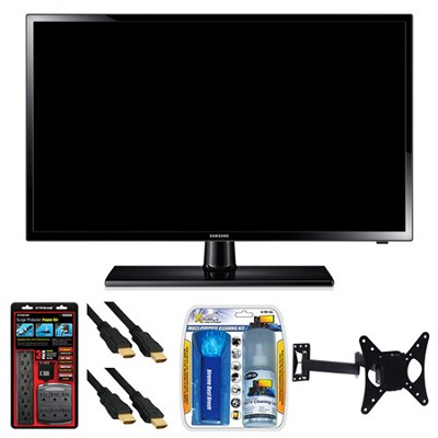 UN19F4000 19` 60hz 720p LED HDTV Wall Mount Bundle