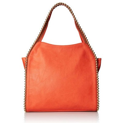 Grayson Shoulder Bag - Coral