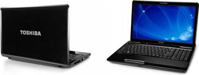 Satellite L655-S5058 LED TruBrite 15.6-Inch Laptop (Black)