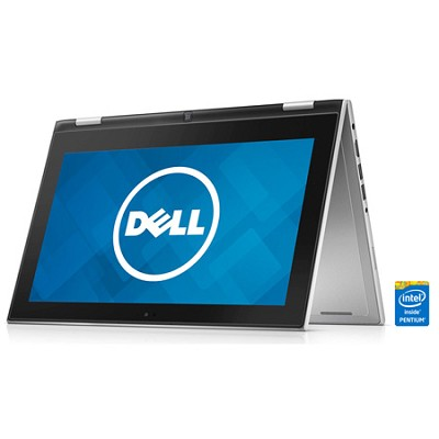 Inspiron 3000 2-in-1 11.6` Touch HD Notebook PC - Intel Pentium N3530 Processor