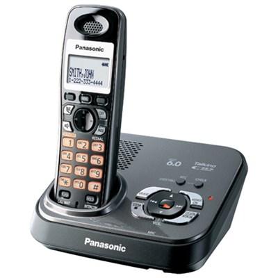KX-TG9331T DECT 6.0 Expandable Digital Cordless Phone - OPEN BOX
