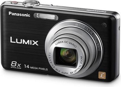 DMC-FH20K LUMIX 14.1 Megapixel Digital Camera (Black) - REFURBISHED