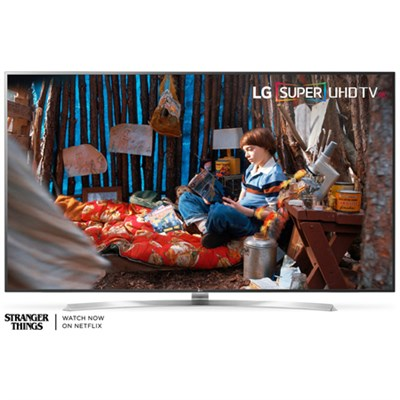 SUPER UHD 75` 4K HDR Smart LED TV (OPEN BOX)