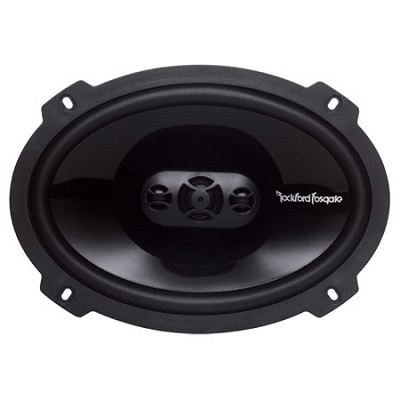 Punch P1694 6-Inch x 9-Inch Full Range Coaxial Speakers
