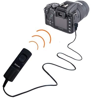 RS-80 Remote Control for Canon EOS Cameras