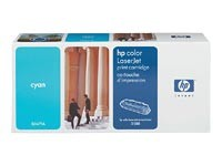 Color Laserjet 3500 Series Smart Print Cartridge, Cyan