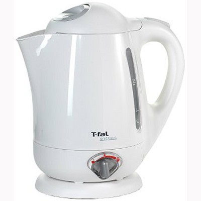 Vitesses 1.7-Liter 7-Cup Electric Kettle, White - BF6520003