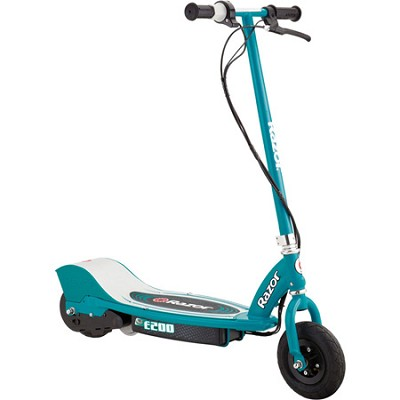 E200 Electric Scooter - Teal - 13112445 - OPEN BOX