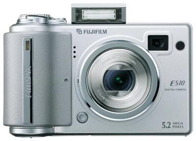 Finepix E510 5MP Digital Camera W/ 3.2x Opt. Zoom
