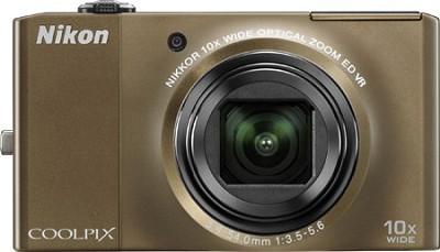 COOLPIX S8000 14.2 Megapixel Digital Camera (Bronze)