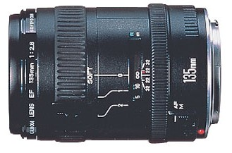 135mm F/2.8 Softfocus Telephoto Lens