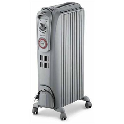 TRV0715T Safeheat 1500W Portable Oil-Filled Radiator Heater - White