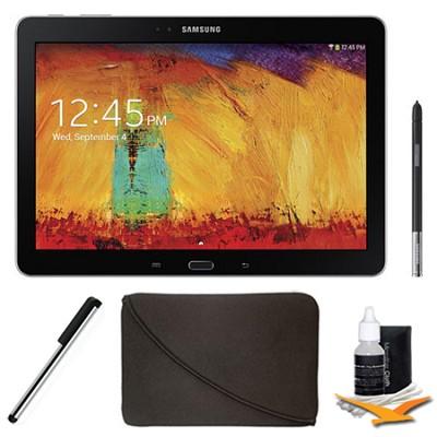 Galaxy Note 10.1 Tablet - 2014 Edition (32GB, WiFi, Black) Plus Accessory Bundle