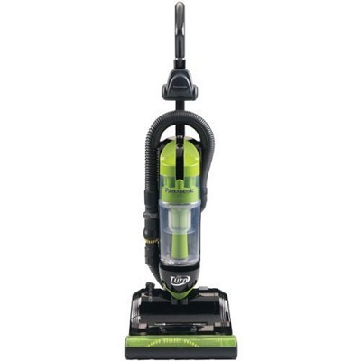 MC-UL815 - Bagless Upright Vacuum Cleaner, Green - OPEN BOX