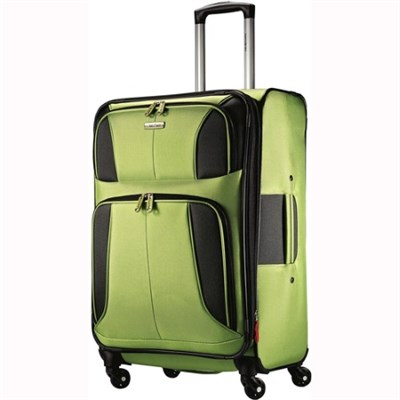 Aspire XLite 25-Inch Expandable Spinner Luggage (Volt) 74570-4283