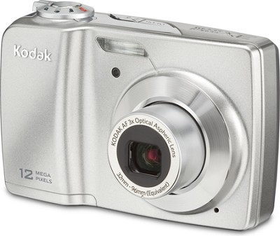 EasyShare C182 12MP Digital Camera (Silver)