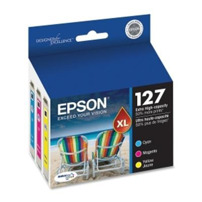 Color Multipack DURABrite Extra High Capacity Inkjet Cartridge - T127520