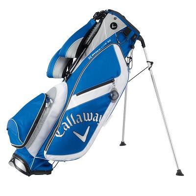 Golf Hyper-Lite 3.0 Stand Bag Royal/Silver/White