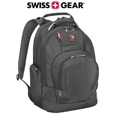 SwissGear 16` Digitize Deluxe Computer Backpack with Tablet/eReader Pocket