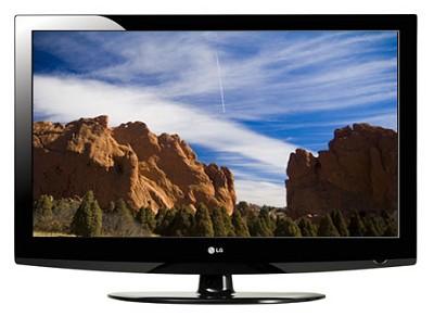 37LG30 - 37` High-definition LCD TV - Refurbished