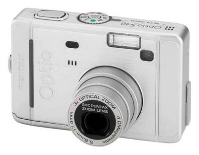 Optio S40 Digital Camera