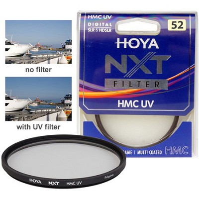 NXT UV 52mm Multi Coated Slim Frame Glass Filter