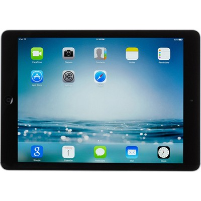 iPad Air 16GB Wi-Fi, Space Grey