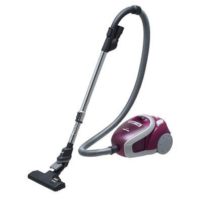 Bagless Dual Cyclonic System Canister Vacuum - MCCL433