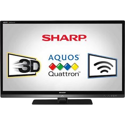 LC46LE835U 46` Aquomotion 240hz AQUOS 3D LED TV