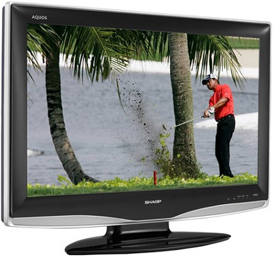 LC-37D43U - AQUOS 37` High-definition LCD TV