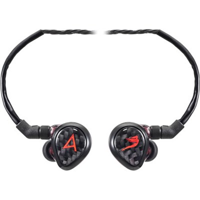 JH Audio Special Edition Angie Headphones, Red 2EP008-CMRD68 - OPEN BOX