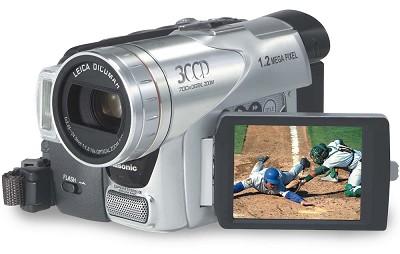 PV-GS70 3CCD Mini DV Camcorder
